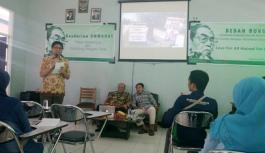 """Jaringan Gusdurian Gelar Bedah Buku """"Gerakan Ahmadiyah di Indonesia"""""""
